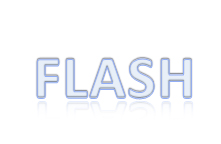 flash fonts
