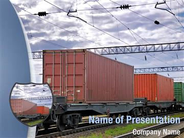 Train Container