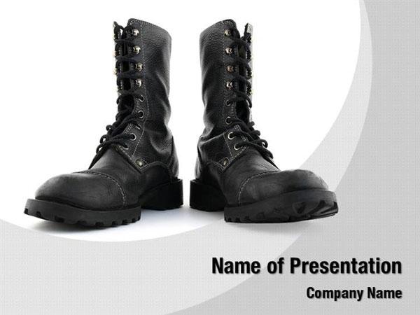 Military Shoe