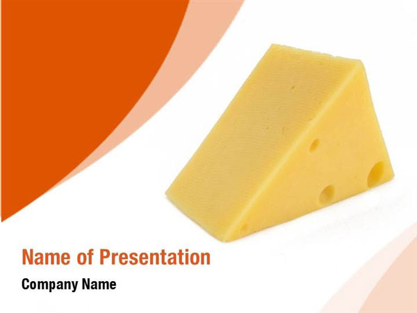 Slab Of Cheese
