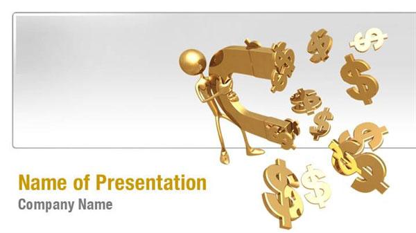 Earn Money Powerpoint Templates Earn Money Powerpoint
