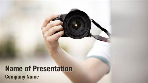 Press Photographer Powerpoint Templates Press Photographer Powerpoint Backgrounds Templates For Powerpoint Presentation Templates Powerpoint Themes