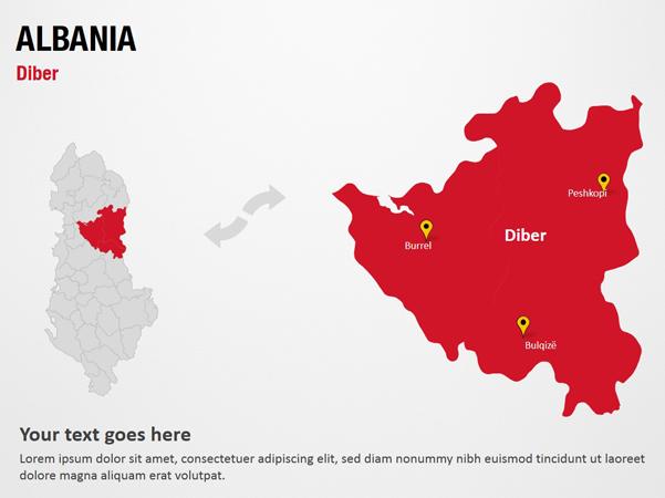 Diber - Albania