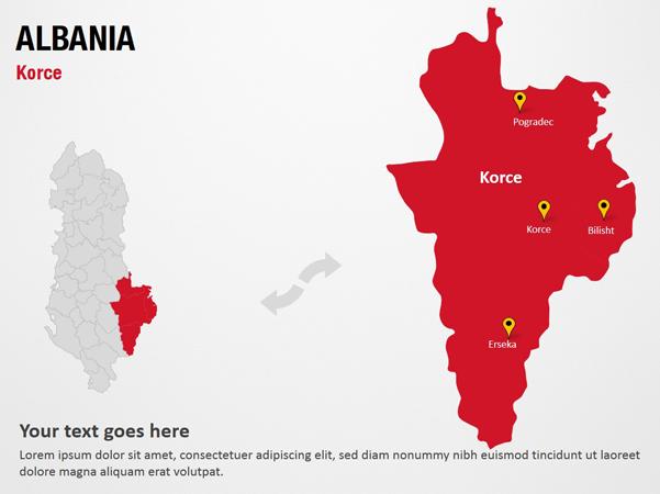 Korce - Albania