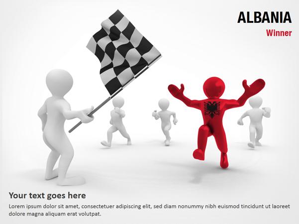 Albania Winner
