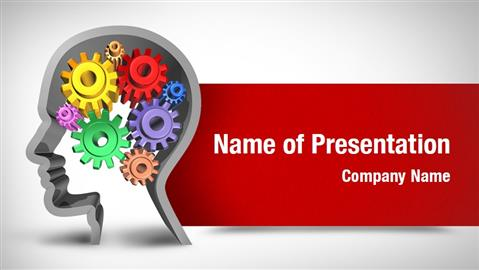 Brain Function Powerpoint Templates  Brain Function Powerpoint