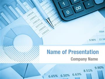 500 Financial Powerpoint Templates Powerpoint Backgrounds