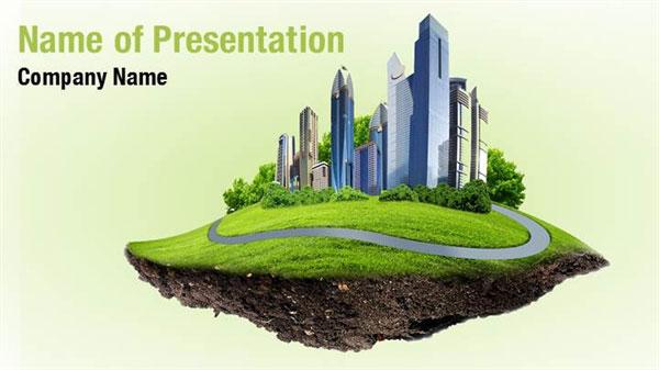 Modern Nature Landscape