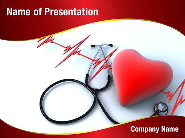 Heart Health Powerpoint Templates Heart Health Powerpoint