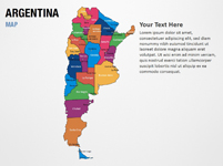Argentina Map