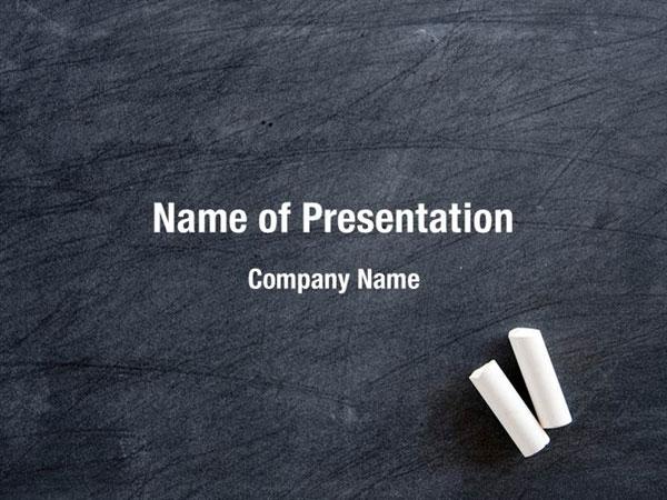 Blackboard Powerpoint Templates Blackboard Powerpoint