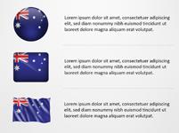 Australia Flag Icons
