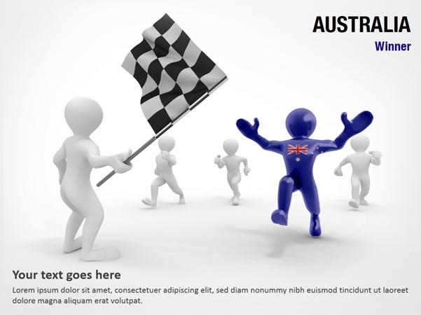Australia Winner