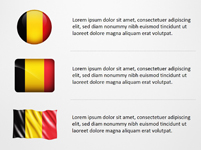 Belgium Flag Icons