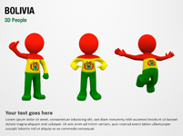 Bolivia 3D People