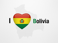 I Love Bolivia