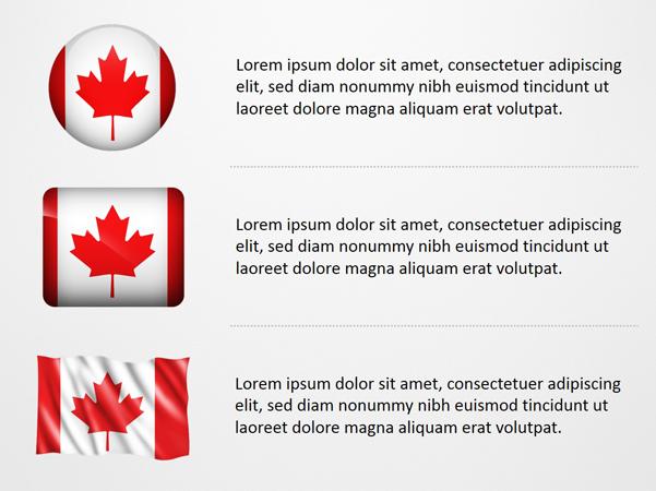 Canada Flag Icons