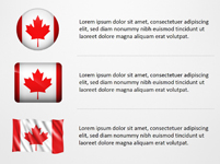 Canada Flag Icons