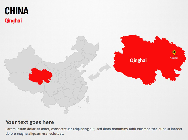 Qinghai - China