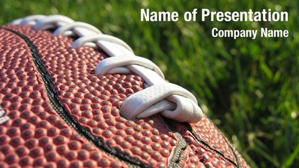 American Football Powerpoint Templates - American Football