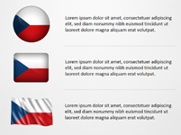 Czech Republic Flag Icons