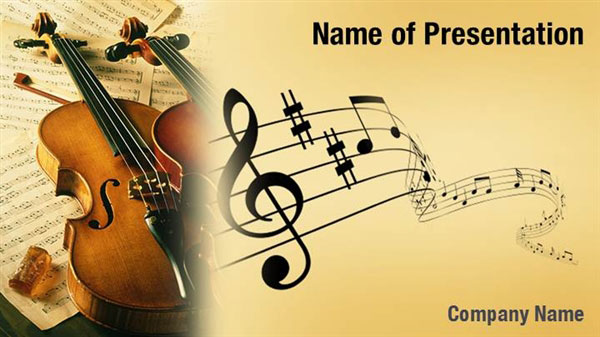 Violin Music Powerpoint Templates Violin Music Powerpoint Backgrounds Templates For Powerpoint Presentation Templates Powerpoint Themes