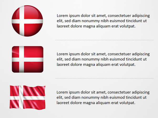 Denmark Flag Icons