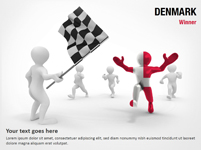 Denmark Winner