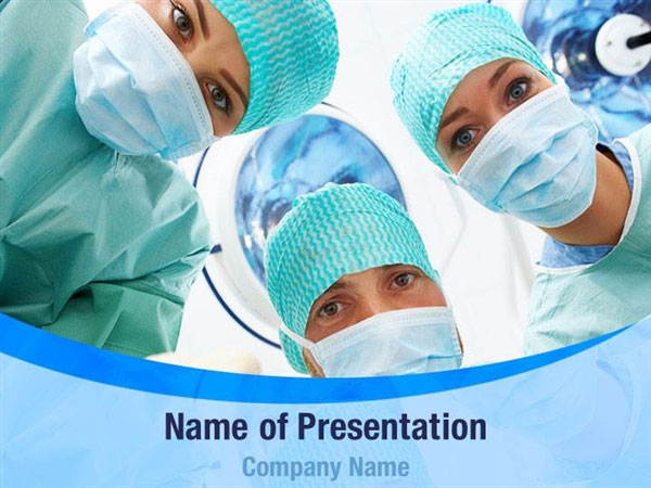 surgery powerpoint templates surgery powerpoint