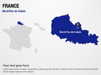 North - France
