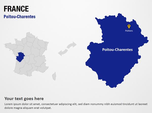 Poitou-Charentes - France