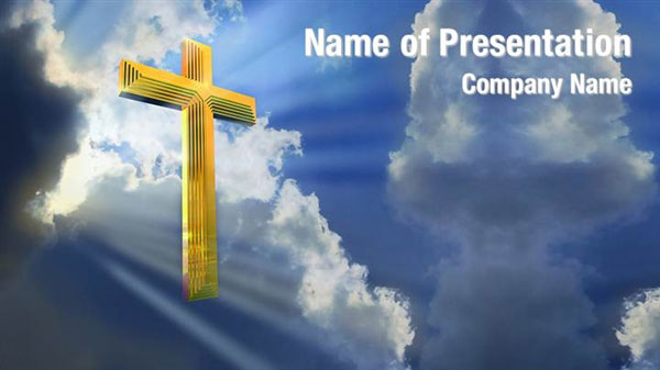 Heavenly Sky Powerpoint Templates Heavenly Sky Powerpoint