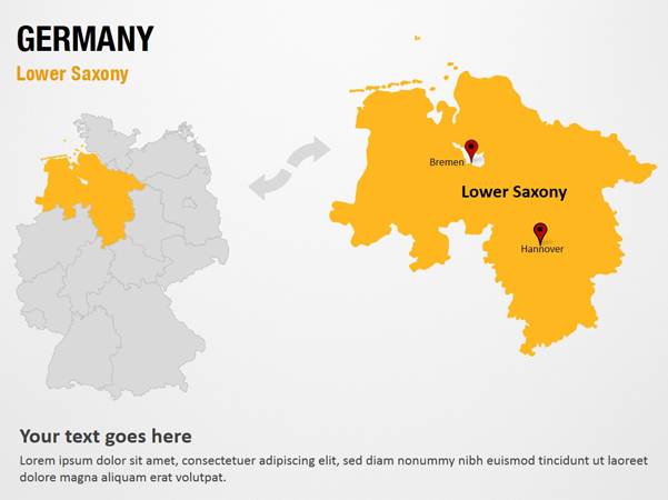 Lower Saxony - Germany