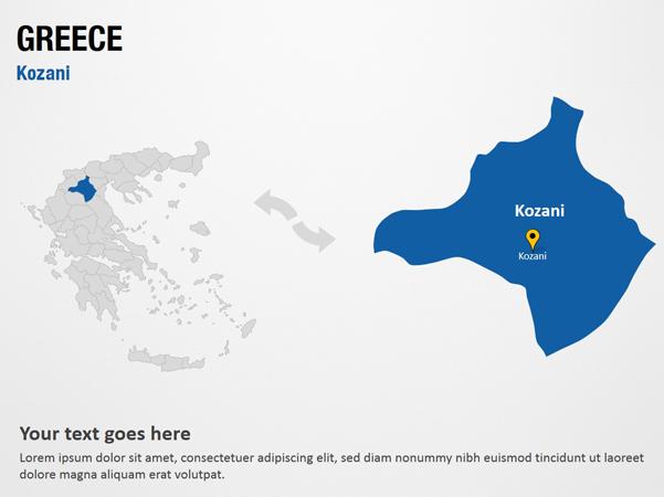 Kozani - Greece