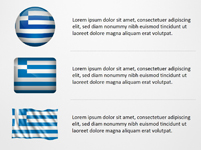Greece Flag Icons