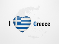 I Love Greece