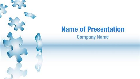 Puzzle Powerpoint Templates - Puzzle Powerpoint Backgrounds