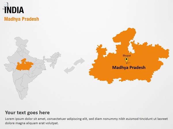 Madhya Pradesh - India