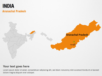 Arunachal Pradesh - India
