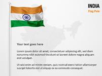 India Flag Pole