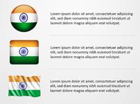 India Flag Icons