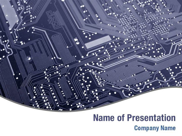 printed circuit board powerpoint templates