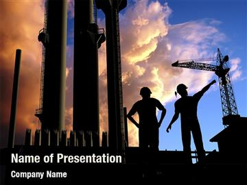 500 Industry Powerpoint Templates Powerpoint Backgrounds