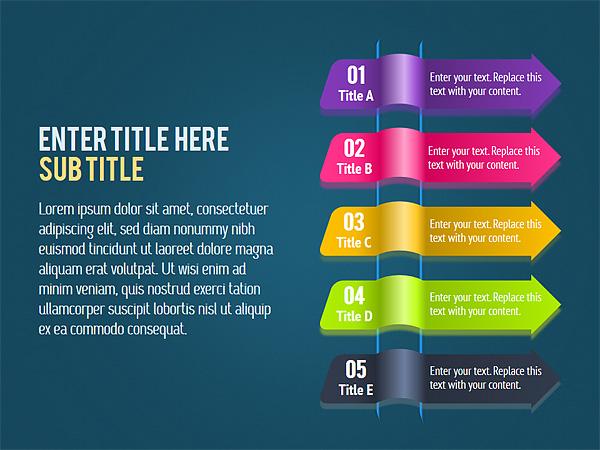 Marketing Idea Lists Powerpoint Diagram Slides Marketing