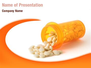 Bottle Of Tablets