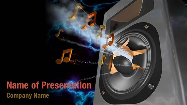 Loudspeaker Music