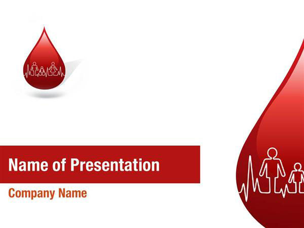 Family medicine powerpoint templates family medicine for Blood ppt templates free download