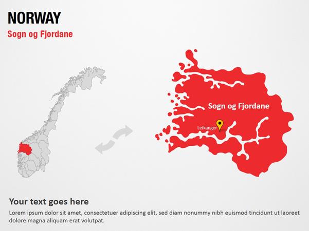 Sogn og Fjordane - Norway