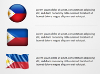 Philippines Flag Icons