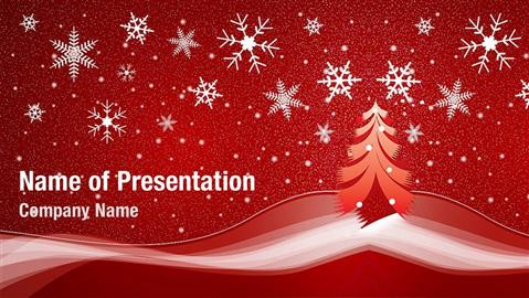 500 Christmas Card Powerpoint Templates Powerpoint